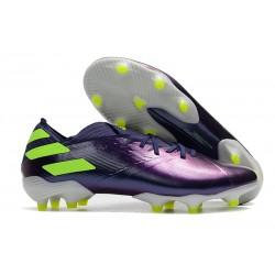 adidas Nemeziz 19.1 FG Scarpe Calcio Viola Verde