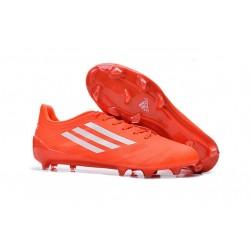 Scarpa Da Calcetto adidas F50 adizero FG Tacchetti Arancio Bianco