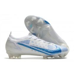 Nike Mercurial Vapor XIV Elite FG Uomo Bianco Blu