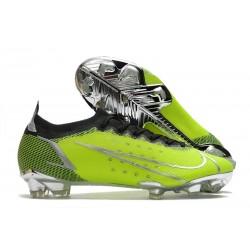 Nike Mercurial Vapor 14 Elite FG scarpa da calcio uomo Verde Argent