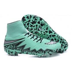 Scarpe da Calcio Neymar Nike Hypervenom Phantom II FG ACC Verde Metallico Nero