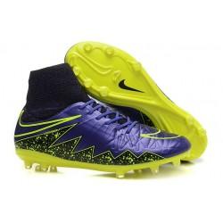 Scarpe da Calcio Neymar Nike Hypervenom Phantom II FG Electro Flare Pack Viola