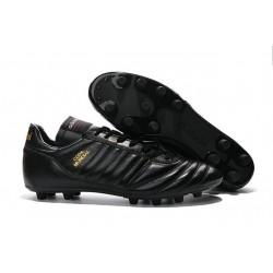 Scarpe Calcio Adidas Copa Mundial Pelle FG Nero Oro