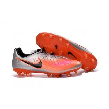 Scarpa da Calcetto 2016 Nike Magista Opus II FG ACC Arancio Metallico