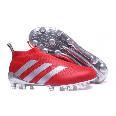 Paul Pogba adidas ACE16+ PureControl FG Rosso Metallico