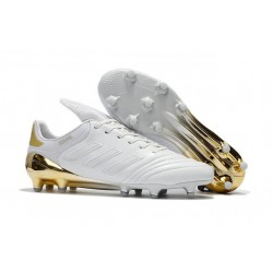 Adidas Copa 17.1 FG Nuove Scarpa da calcio Bianco Oro