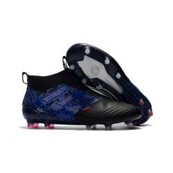 Nuove Scarpa Calcio adidas ACE17+ PureControl Dragon FG ACC - Nero Blu