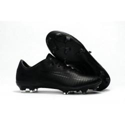 Nuovo Scarpe da Calcio Nike Mercurial Vapor XI FG Tutto Nero