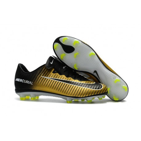 Nike Mercurial Vapor XI FG - scarpa calcio uomo - giallo nero