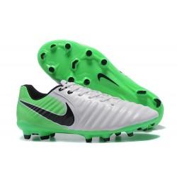 Nike Tiempo Legend 7 FG Scarpa Canguro - Bianco Verde