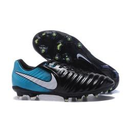 Nike Tiempo Legend 7 FG Scarpa Canguro - Nero Blu