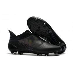 Scarpe da Calcio Uomo adidas Adidas X 17+ Purespeed FG - Nero