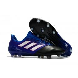 adidas Ace 17.1 FG Scarpa Calcio Nuovo - Blu Nero Bianco