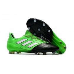 adidas Ace 17.1 FG Scarpa Calcio Nuovo - Verde Nero Metallico
