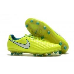 Scarpe da Calcio Nike Magista Opus II FG ACC Giallo