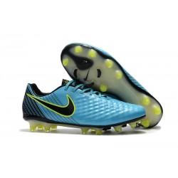 Scarpe da Calcio Nike Magista Opus II FG ACC Blu Nero