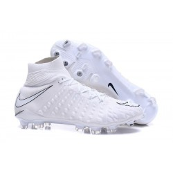 Scarpa Nike Hypervenom Phantom 3 Dynamic Fit FG - Bianco