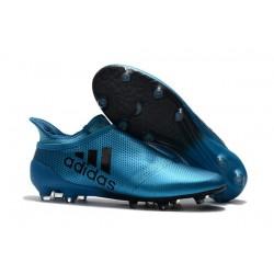 Scarpe da Calcio Uomo adidas Adidas X 17+ Purespeed FG - Blu