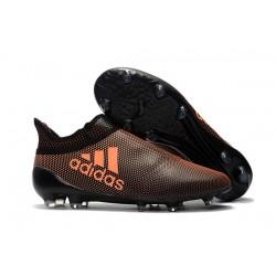 Scarpe da Calcio Uomo adidas Adidas X 17+ Purespeed FG - Marrón