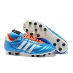 Scarpe Calcio Adidas Copa Mundial Pelle FG Blu