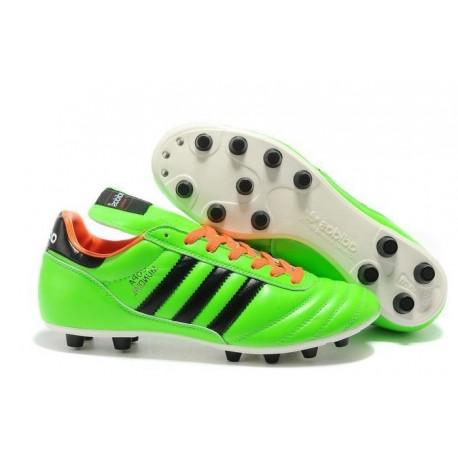 Scarpe Calcio Adidas Copa Mundial Pelle FG Verde