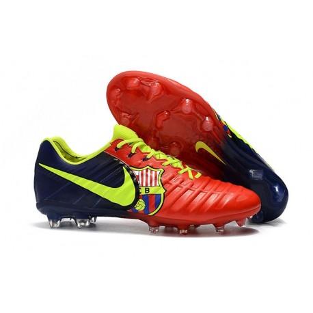 Scarpe da Calcio Nuovo Nike Tiempo Legend VII FG - Barcelona