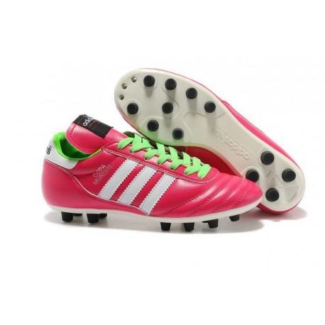 Scarpe Calcio Adidas Copa Mundial Pelle FG Rosa