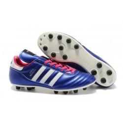 Scarpe Calcio Adidas Copa Mundial Pelle FG Viola