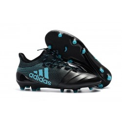 Adidas X 17.1 FG Nuovo Scarpa Calcio - Nero Blu