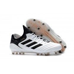 Scarpa da Calcio Adidas Copa 18.1 FG - Bianco Nero