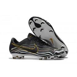 Nike Mercurial Vapor XI FG Nuovo Scarpa da Calcio - Nero Oro