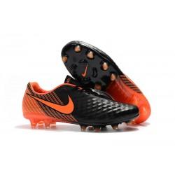 Nike Magista Opus 2 FG Nuovo Scarpa da Calcio - Nero Arancio