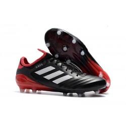 Scarpa da Calcio Adidas Copa 18.1 FG - Nero Rosso Bianco