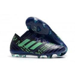 adidas Nemeziz 17.1 FG Scarpini Calcio - Blu Verde