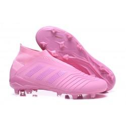 adidas Scarpa da Calcio Predator 18+ FG - Rosa