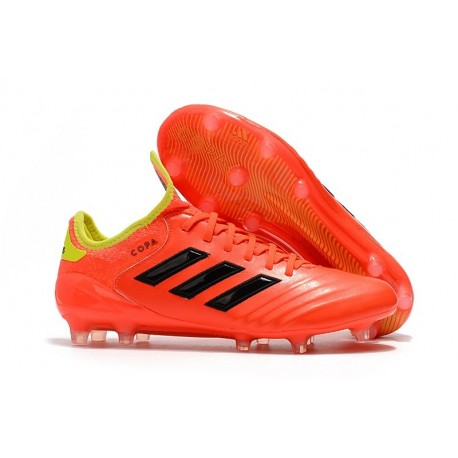 Scarpa da Calcio Adidas Copa 18.1 FG - Arancio Nero