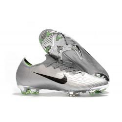 Nike Mercurial Vapor XII Elite FG Scarpa da Calcio - Argento Nero