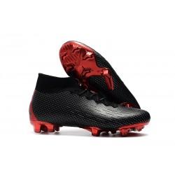 Nike Mercurial Superfly 6 Elite FG ACC Nike x Jordan Nero Rosso