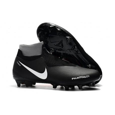Nike Scarpa Calcio Phantom VSN Elite DF FG - Nero Rosso Bianca