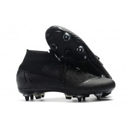Nike Mercurial Superfly VI 360 Elite SG-PRO AC Nero