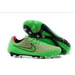 Scarpa da Calcetto Uomo Nike Magista Opus FG Verde Rosa